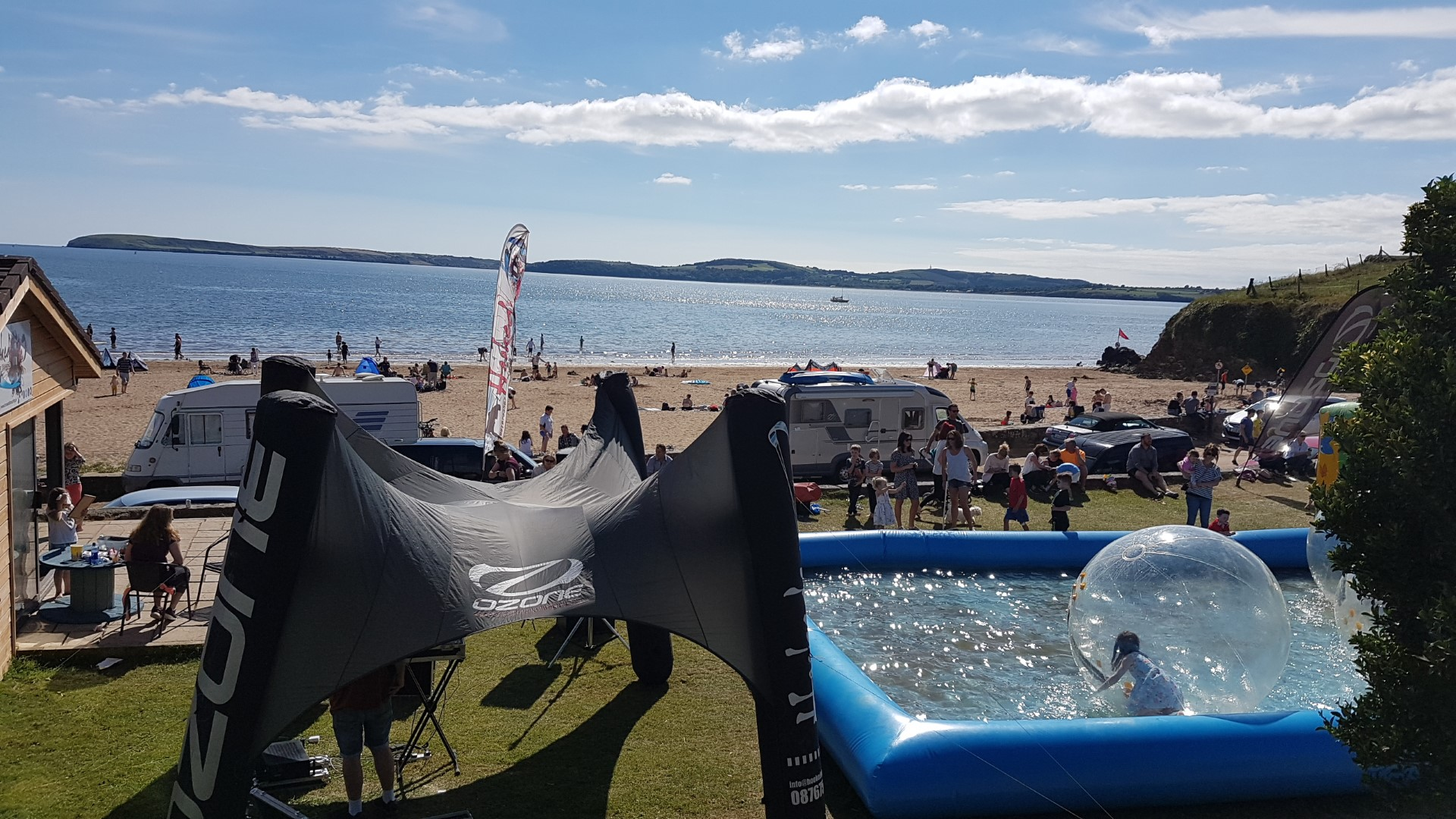 Duncannon Seaside Villlage County Wexford