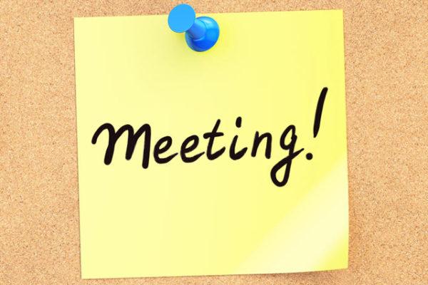 Duncannon Village Renewal Meeting