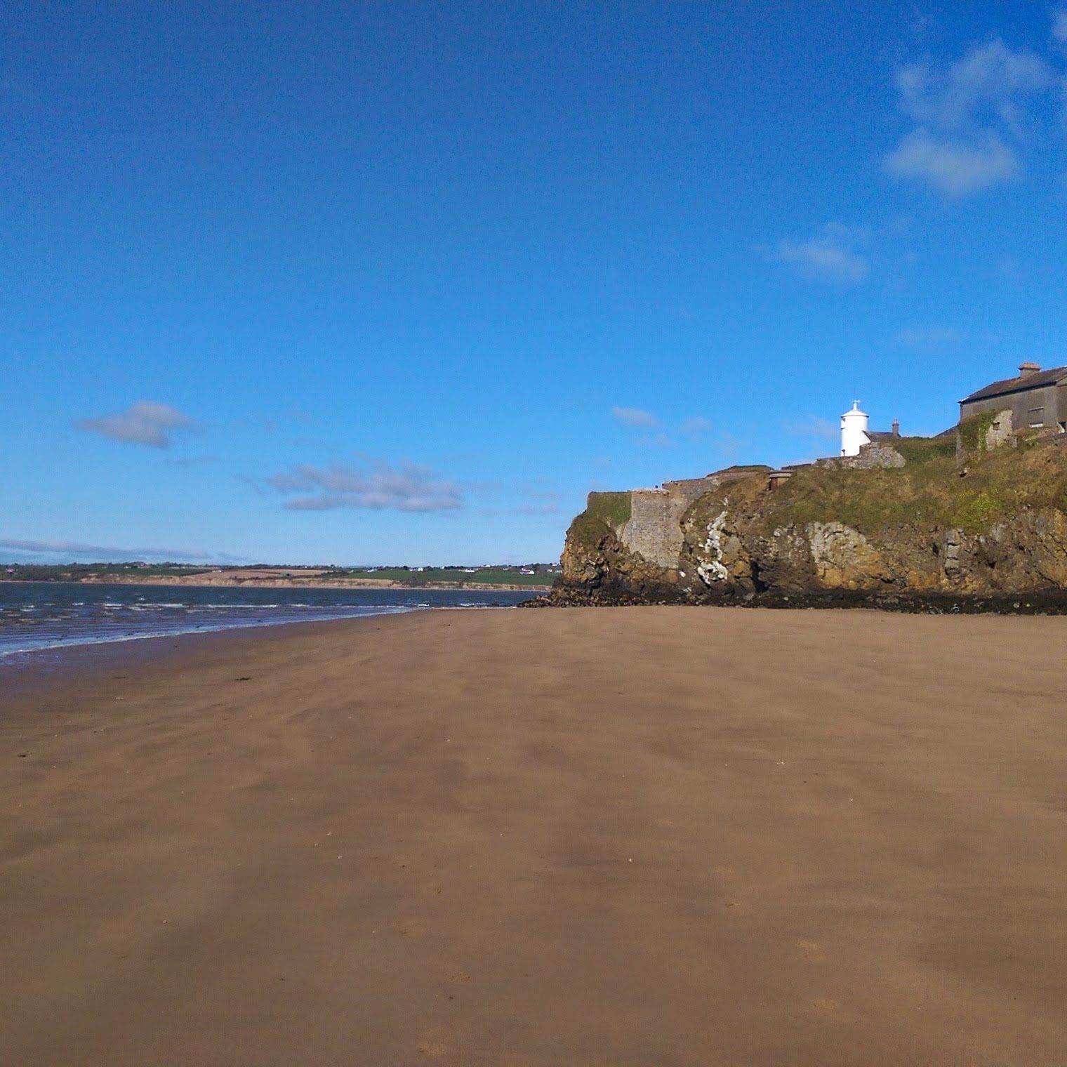 Duncannon Fort and Beach Wexford