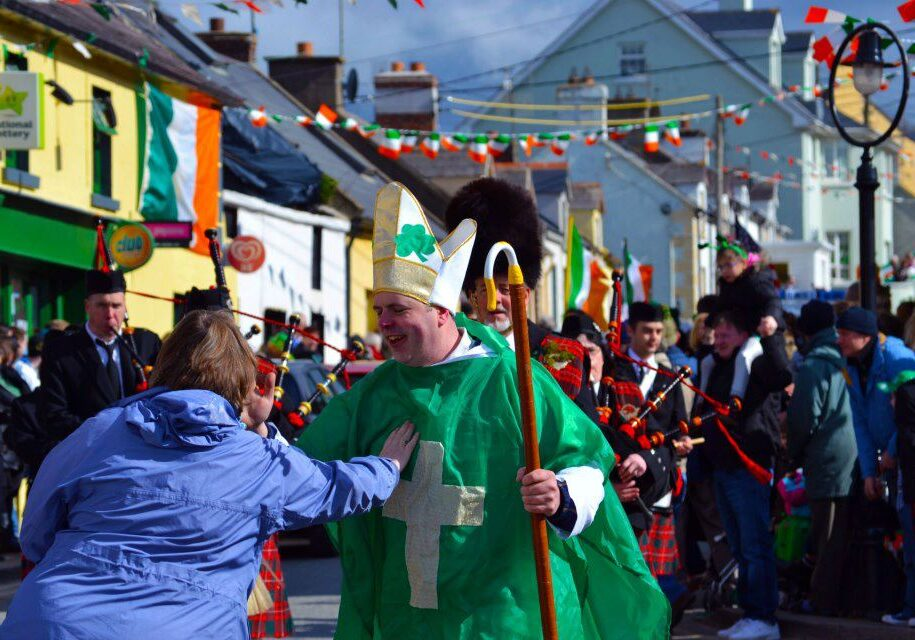 St. Patrick's Day, Duncannon Co. Wexford