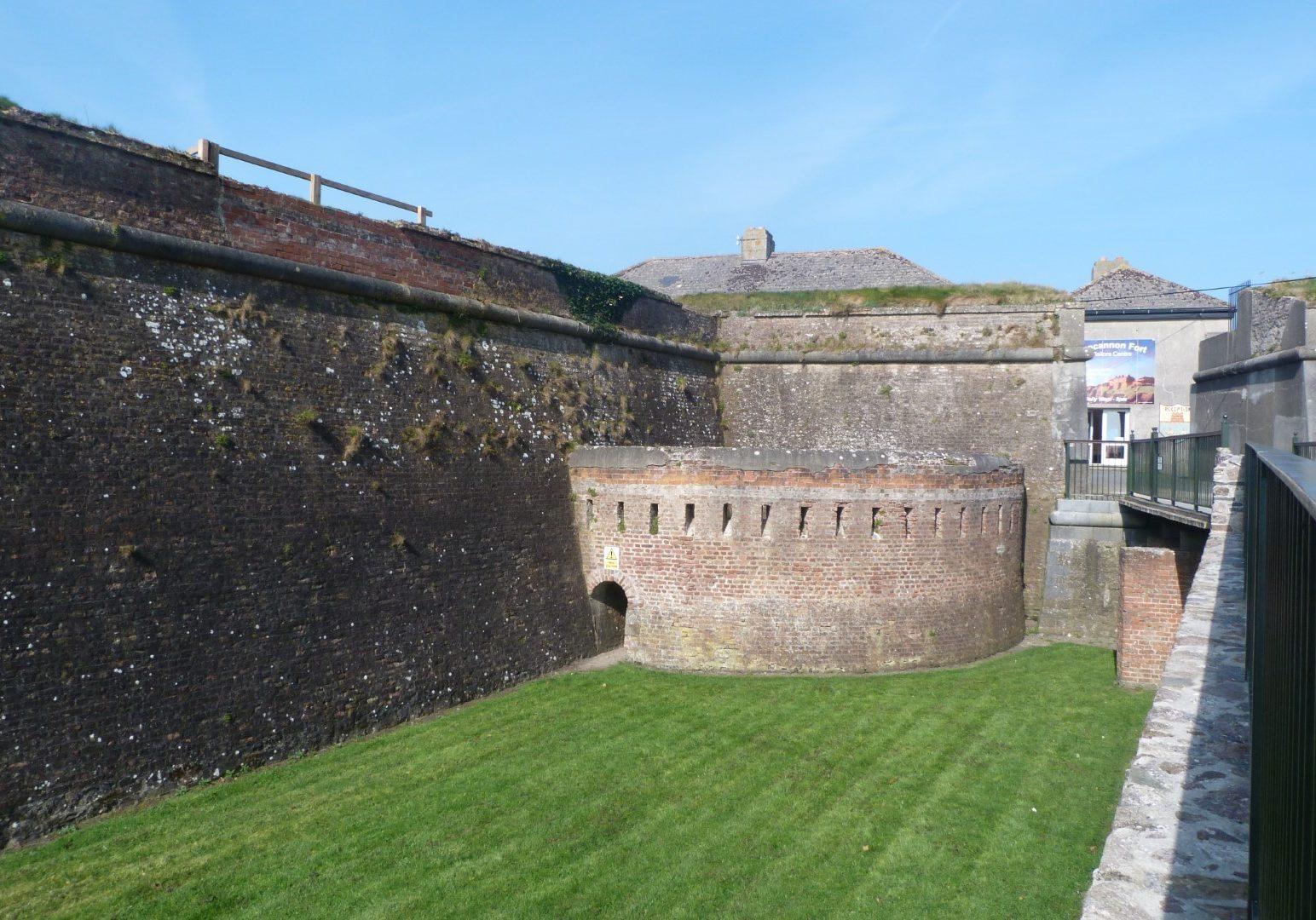 The Moat at Duncannon Fort, Duncannon Wexford