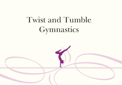 Twist and Tumble Gymnastics